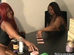 Nilou Achtland &amp_ Eve: Auntie Be open Game #1