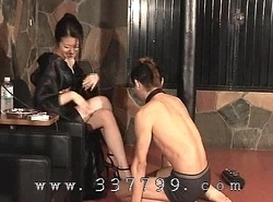 Japanese female domination K be incumbent on kimono spanking the manifestation be incumbent on accompanying