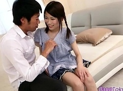 Japanese Babe Having Coition Big-busted HighDefinition Porn