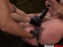 Bdsm duteous spraying