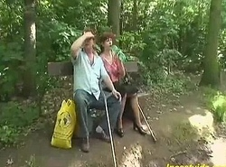 redhead granny pumped in the brush sweet miserly twat