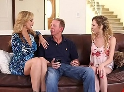 Julia Ann, Angel Tights Codification Same Load of shit